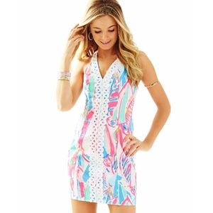 Lilly Pulitzer Multi Out To Sea Lynn Shift